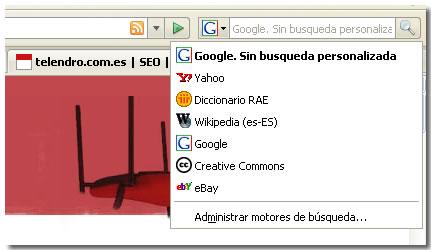 Google sin búsqueda personalizada